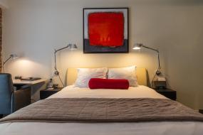 Regular Room, Hotel le Priori