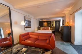 Junior Suite - Ground Level, Hotel le Priori