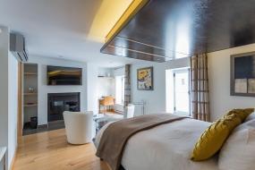 Junior Suite with Hot Tub, Hotel le Priori