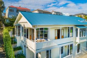 Deluxe Suite with Sea View, Devonport Harbour View