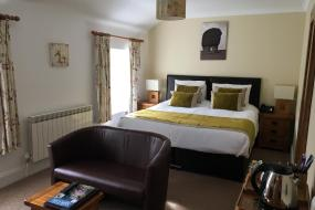 Double Room, Stocks Hotel
