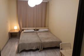 Стандартный двухместный номер с 2 отдельными кроватями, SPACE Aparts and Rooms
