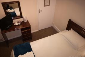 Single Room with Shared Bathroom, Westgate Hotel