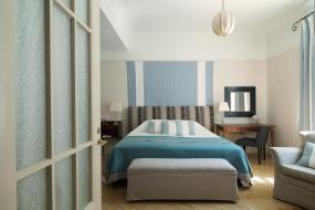 Классический двухместный номер с 2 отдельными кроватями, Гостиница Астория Rocco Forte
