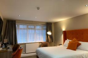 Executive Suite with King Bed - Non-Smoking, Best Western Bolholt Country Park Hotel