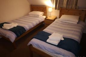 Twin Annex Room with Shared Bathroom, Westgate Hotel