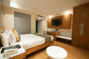 Deluxe Double Room, The Orion Plaza