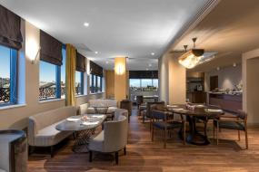 Club Room, Club lounge access, Guest room, 1 King, City view, Sheraton Nizhny Novgorod Kremlin
