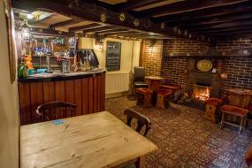 Twin Room, The Black Horse Inn