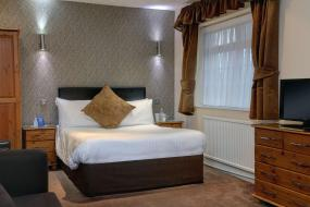 Standard Double Room with Double Bed - Non-Smoking, Best Western Bolholt Country Park Hotel
