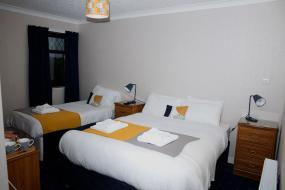 Family Room (2 Adults + 1 Child), Herdshill Guest House
