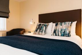 Standard Double Room, Peter Scott House Birmingham