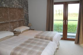 Twin Room with Balcony, Agivey Lodge