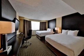 Queen Room with Two Queen Beds - Non-Smoking, Radisson Hotel & Convention Center Edmonton