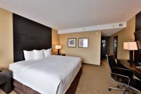 King Room - Non-Smoking, Radisson Hotel & Convention Center Edmonton