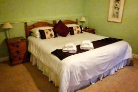Superior Double Room, The Riverside