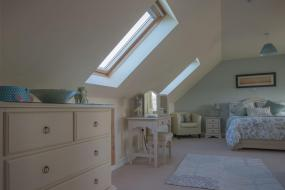 Deluxe Double Room with Sea View, Pen Llyn Bed and Breakfast