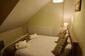 Double Room with Shared Bathroom, Castle Lodge