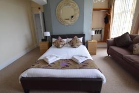 Superior Double Room, Castle Lodge