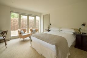 Double Room with Garden View, Minster Mill Hotel & Spa