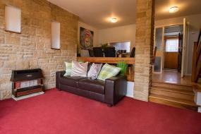 Double or Twin Room with Shared Bathroom, Rivermead Lodge