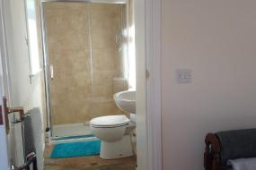Double Room with Private Bathroom, Ladhope View