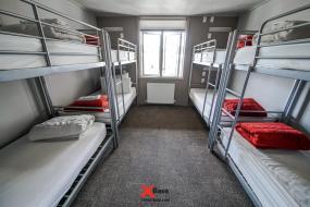 Bed in 8-Bed Mixed Dormitory Room, Base Wanaka