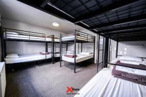 Bed in 10-Bed Mixed Dormitory Room, Base Wanaka