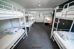 Bed in 10-Bed Mixed Dormitory Room, Nomads Queenstown Backpackers
