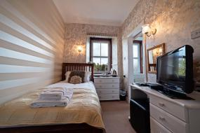 Single Room, The Rowan Tree Country Hotel