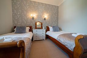 Twin Room, The Rowan Tree Country Hotel