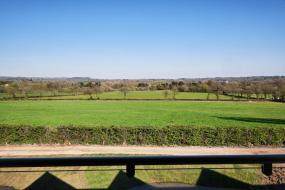 Suite with Countryside View, Llanerch Vineyard Hotel