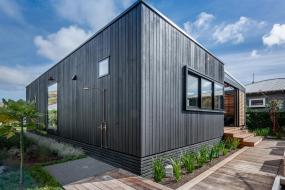 Two-Bedroom House, Sumner Black Hut