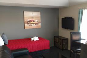 One-Bedroom Apartment, 315 Motel Riccarton