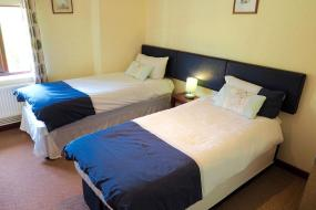 Two-Bedroom Apartment, Kingfisher Cottage at Duffryn Mawr Cottages