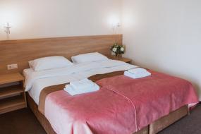 Стандартный двухместный номер с 1 кроватью или 2 отдельными кроватями, SedINN Hotel