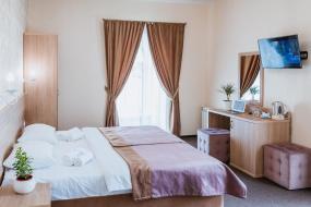 Двухместный номер Делюкс с 1 кроватью или 2 отдельными кроватями, SedINN Hotel