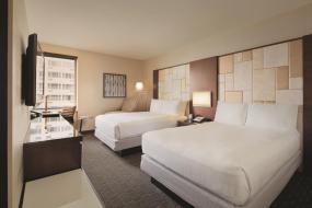 Номер с 2 двуспальными кроватями, Hilton San Francisco Union Square