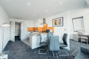 One-Bedroom Apartment, Halifax House, One Bedroom 203