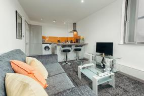 One-Bedroom Apartment, Halifax House, One Bedroom Apartment 216