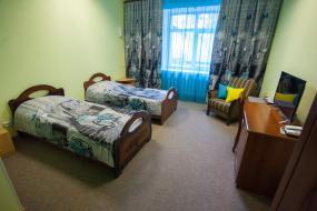 Двухместный номер с 2 отдельными кроватями, Отель Алиса