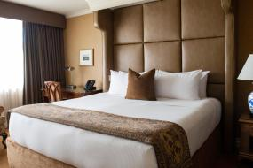 Deluxe King Room, Wedgewood Hotel & Spa - Relais & Chateaux