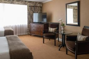 Executive Room with Two Double Beds, Wedgewood Hotel & Spa - Relais & Chateaux