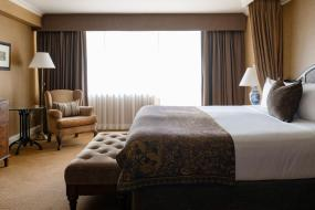 Room Selected at Check-In, Wedgewood Hotel & Spa - Relais & Chateaux