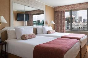 Deluxe Suite with Two Double Beds, Wedgewood Hotel & Spa - Relais & Chateaux