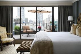 Penthouse - 14th Floor, Wedgewood Hotel & Spa - Relais & Chateaux