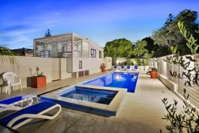 Two-Bedroom Cottage, Waihi Beach Paradise Resort