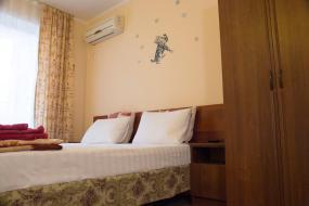 Двухместный номер с 2 отдельными кроватями, Гостевой дом Елена