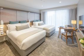 Luxe Twin Room, Sudima Christchurch City