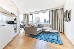 Premium One Bedroom City View Apartment , CitySuites Aparthotel